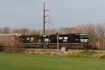 NS 6792 & 2508 lead train 290 past the 26.2 signal