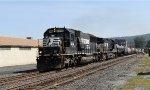 NS 6698 leads train 38G
