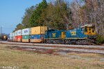 CSX Intermodal Switchers