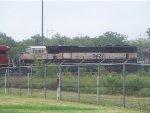BNSF SD70MAC 9427