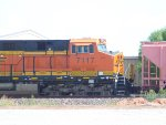 BNSF ES44C4 7117