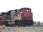 CN SD70M-2 8815