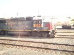 UP 1089 (SSW Paint)