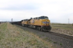 UP 6073 brings Colorado coal down from the Rockies