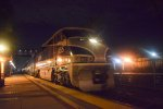 Surfliner resting  at Fullerton