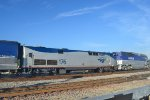 A Pacific Surfliner doubleheader