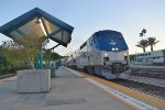 Southwest Chief at Sunset