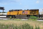 Union Pacific's AC44CW 6776 in CSX Gentilly Yard