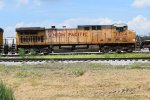Union Pacific's AC44CW 7204 in CSX Gentilly Yard