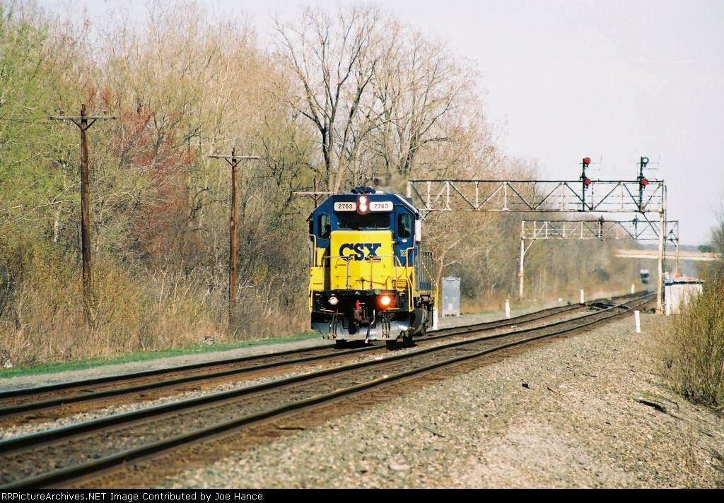 CSX B766