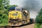 CSX 273 at Port Byron, NY