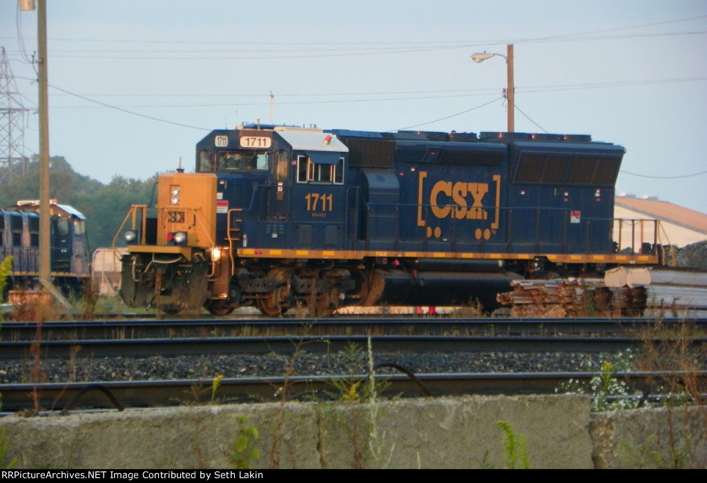 CSX 1711