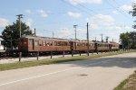 4-car Wood 'L' Train