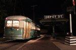 Green Hornet at Depot Street
