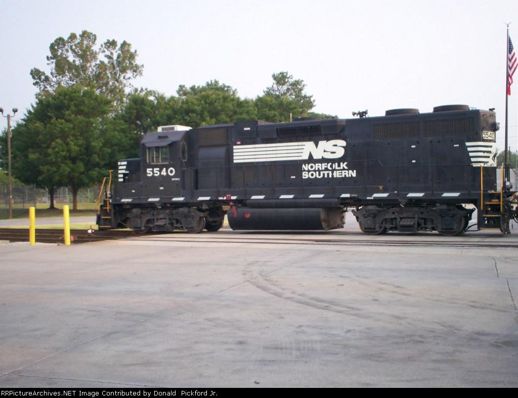 NS 5540
