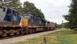 CREX ES44AC 1523 led CSX 3226, 42, and 7686