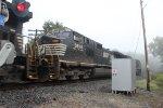 NS 9879 on NS 23K