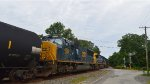 CAB TO LONG HOOD SHOT CSX 4823