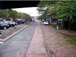 Street trackage still used by the TMNY