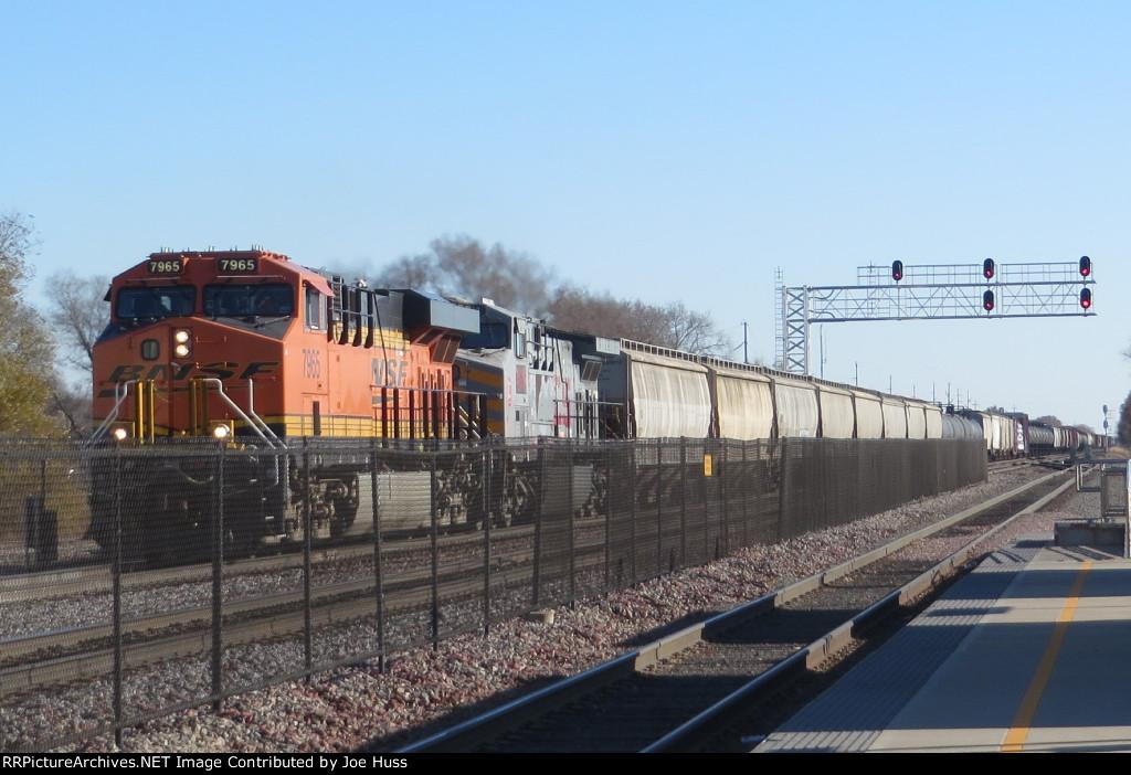 BNSF 7965 West
