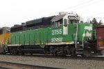 BNSF 2755