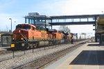 BNSF 7634 West
