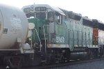 BNSF 2898