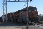BNSF 6309 West