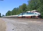 Amtrak 507 South