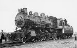 CP 4-6-0 #815 - Canadian Pacific