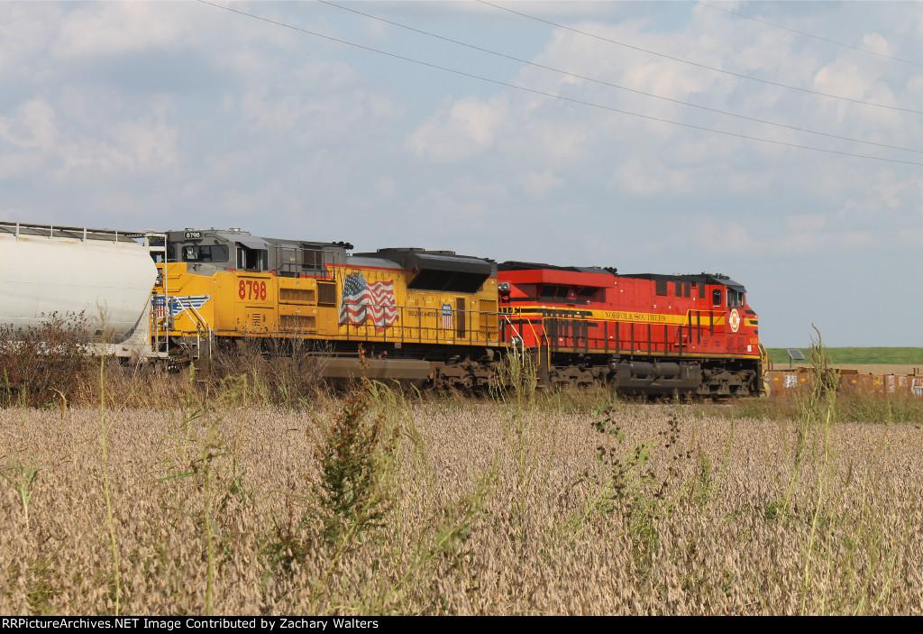 NS 8114 UP 8798