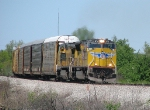 UP 5174 171 around the bend at weast Butler 15:04