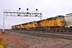UP 6353 WB Laramie Sub