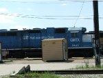 GMTX 2642 at KCS yard along Airline Highway