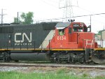 IC 6134 at CN engine house ib Metairie