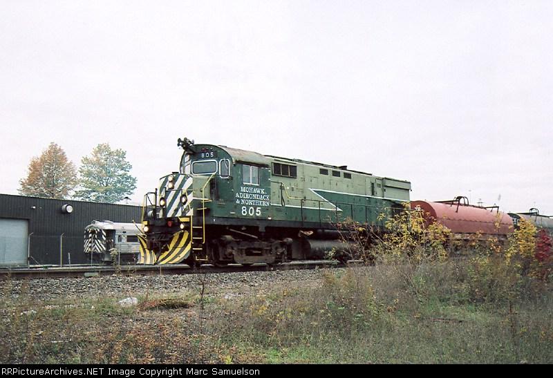 MA&N 805