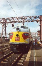 DL&W 807