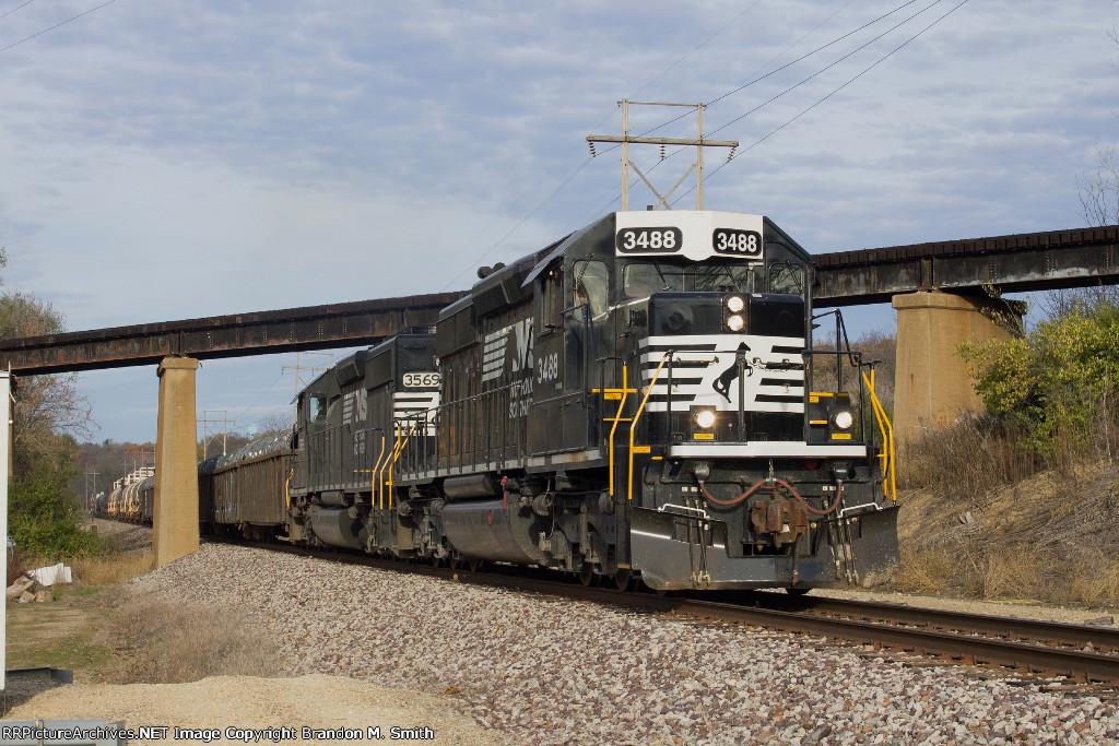 NS 3488 South
