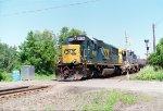 CSX Q263