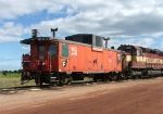 Remote Control Caboose