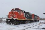 CN GP40-2LW 9671