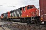 CN GP40-2LW 9433
