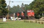 CNIC SB coal train