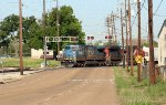 NB freight switching