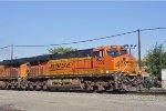 BNSF 7298 East