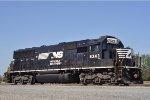 NS 6343 At Reed Yard