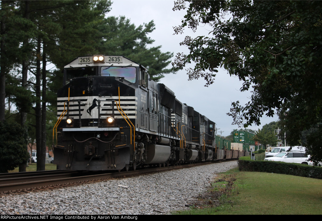 NS 2635 North