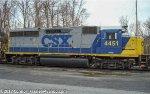 CSX 4451