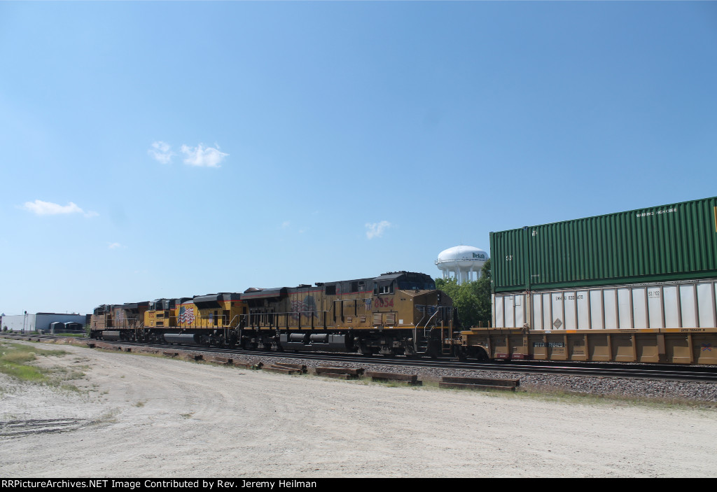 UP 7367 & others (2)
