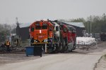 BNSF 1501 & others (4)